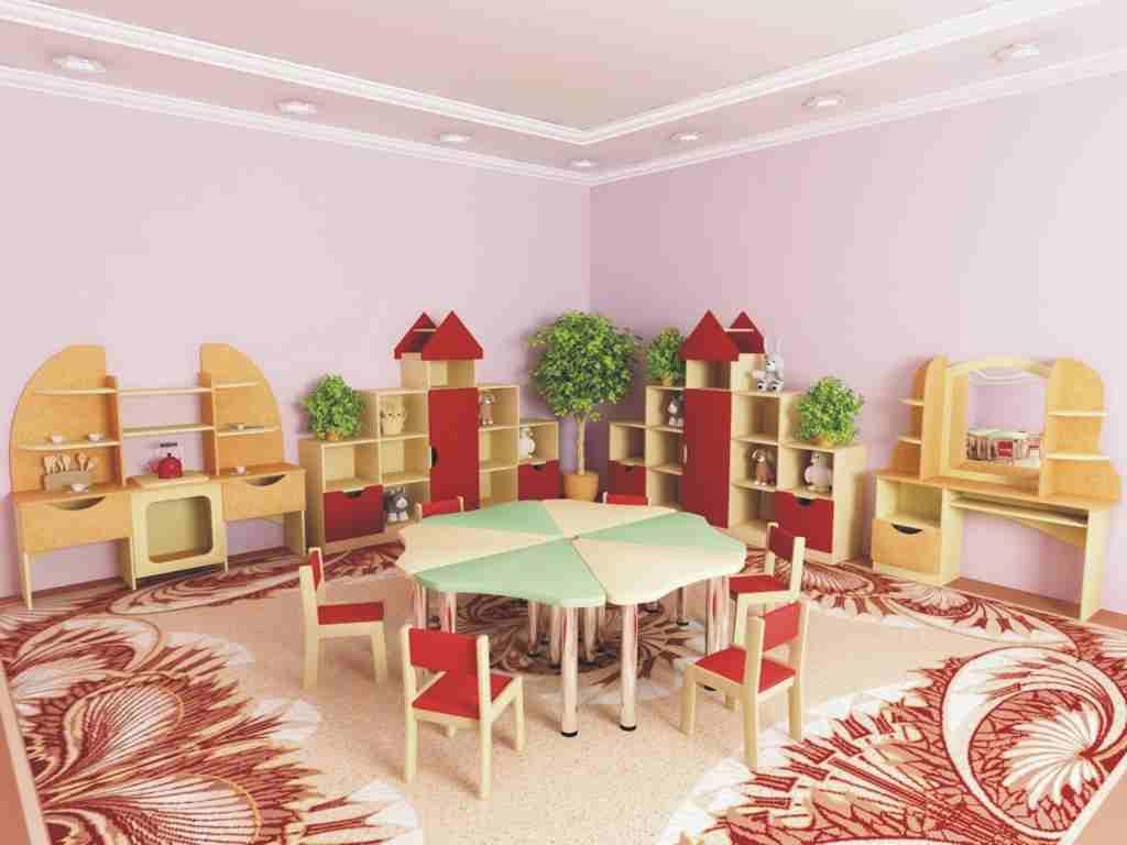 Детская мебель для детских садов и для
