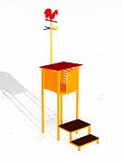 Метеоплощадка (метеостанция) для детского сада